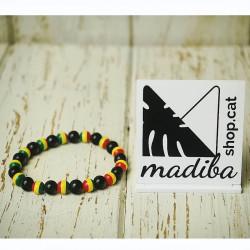 Reggae bracelet