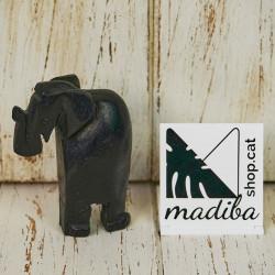 Ebony elephant