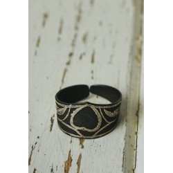 Anell d'Akessbi amb disseny...