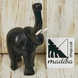 Elefante de ébano