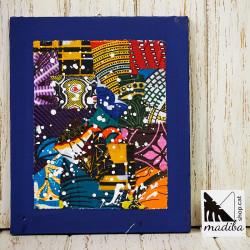 Modou's Art wax fabric...