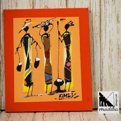 Arte de Modou tela wax -...