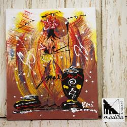 Modou's Art woman worker