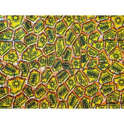 Tissu africain en Wax...