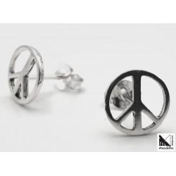Arracades de plata - Símbol...