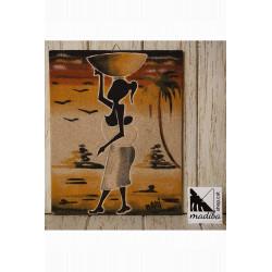 Art sur sable de Mami -...