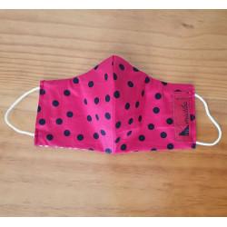 Masque réversible - Ladybug...