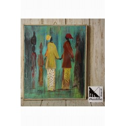 African Art of Boca - women in society