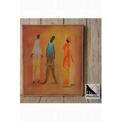 Art africà de Boca - familia