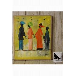 Art africain de Boca -...