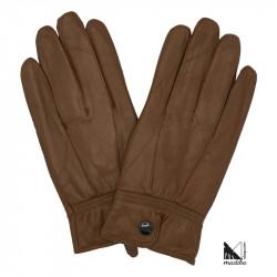 Leather gloves - Basic model