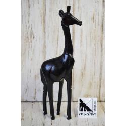Girafe en ébène
