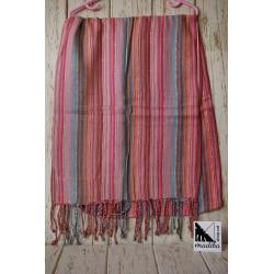Fulard ètnic rosat