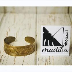 Bracelets en cuivre antique